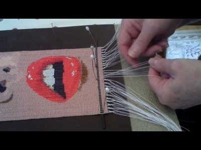 Instructional video on beadweaving - Tutorial