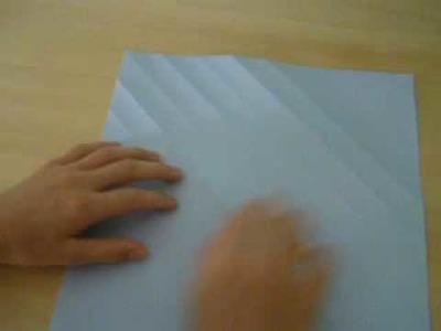 Origami Manta Ray: Steps 1-5 (origamijay.com)