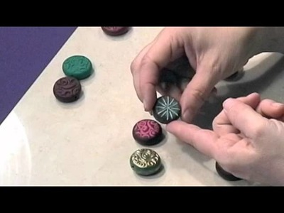 Polymer Clay Projects: Carving & Backfilling Pt 1