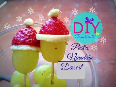 Postre Navideño Tutorial DIY-Christmas Dessert DIY Tutorial