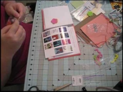 "Scrapbook Album, 6""x6"": Read, Part Four"