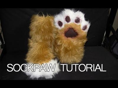 Sock Paw Tutorial