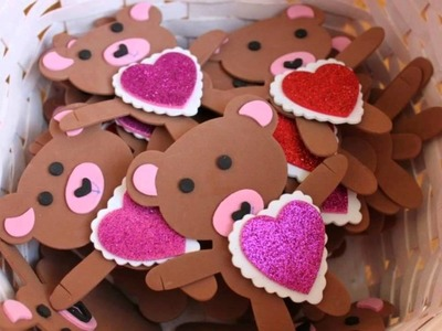 10 Creative Valentine's Crafts for Kids