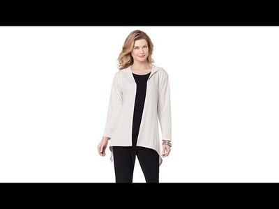 Antthony Timeless Classic French Terry Knit Jacket
