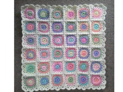 Baby Blanket Patterns Crochet