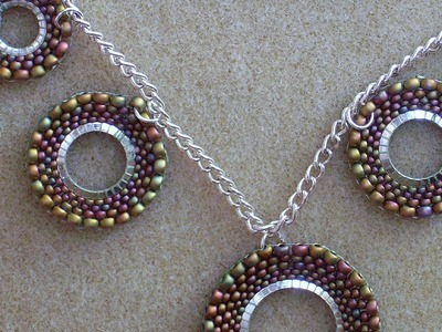 Beading Knots - Rings and Line Coloring