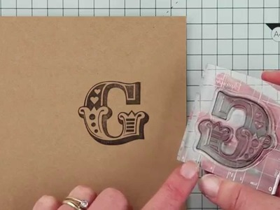 Beginner's Guide to Stamping | Craft Techniques