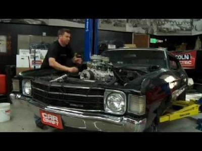 Car Craft Magazine live build of '72 Chevelle