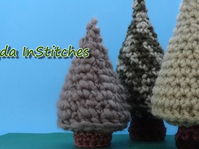 Crochet a Tree! - Crochet Along Pattern Tutorial