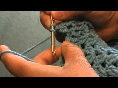 Crochet blender cover
