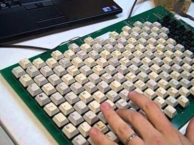DIY Isomorphic Keyboard project