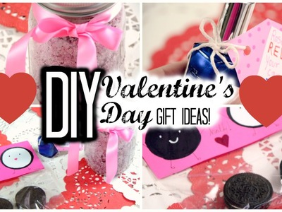 DIY Valentine's Day Gift Ideas 2015: Cute, Easy & Affordable!