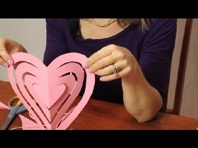 Heart Symmetry Crafts : Fun & Simple Crafts