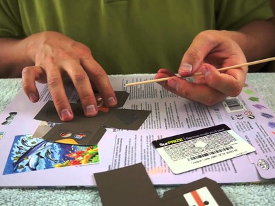 Holiday Paper Craft - ASMR
