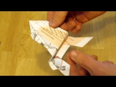 How to make a Paper Frog that Jumps - Origami Frog