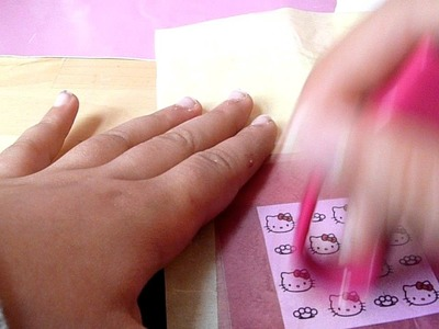 How to make your own stickers. .