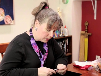 How to Tighten Loose Backs on Earrings : Decorative Crafts & Accessories