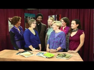 Knitting Daily TV Episode 408 Preview