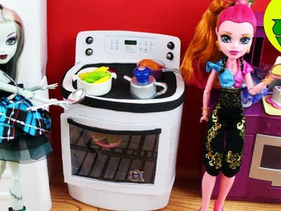Make a Doll Stove. Oven- Doll Crafts