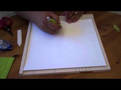 Try It Thursday - Martha Stewart Scoring Board