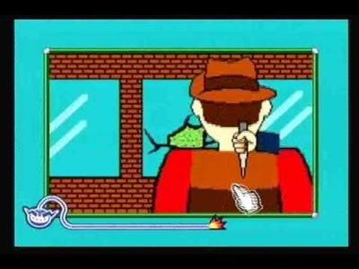 WarioWare D.I.Y. - Le Spy