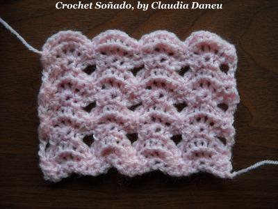 7 WONDERS IN SINGLE CROCHET. 7 MARAVILLAS CON MEDIO PUNTO (concept crochet)