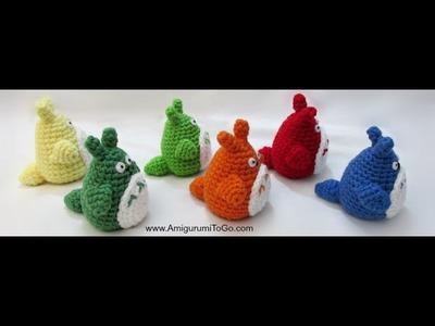 Crochet Along Totoro