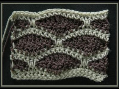 Crochet Mosaic Stitch Pattern