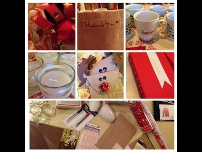 DIY Christmas Presents!