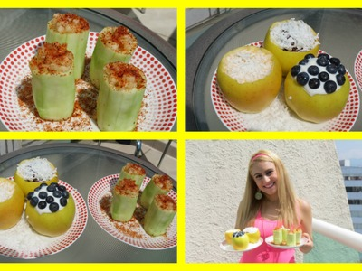 DIY Fresh & Cute Snacks ☼Summer Edition☼ Glam Barbie ♥