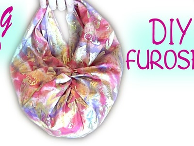 * DIY * FUROSHIKI Bag Making Series - Day 2
