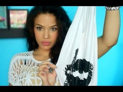 DIY ♡ Hobo Bag (no cutting required) - AndreasChoice