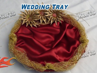DIY How to Make Wedding Tray - JK Arts 207