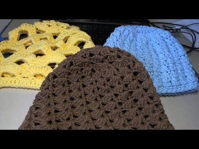 Free crochet hat giveaway-GIVEAWAY OVER. CLOSED