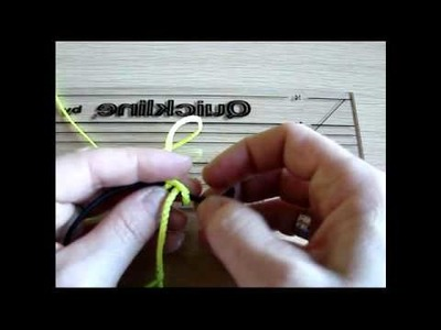 "Hammock ""How To"" -- Mason Line Guy Line DIY Tutorial"