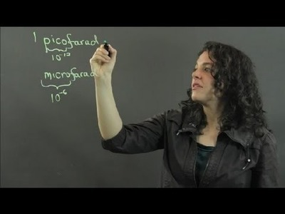 How Many Picofarads Are in a Microfarad? : Measurements & Other Math Calculations
