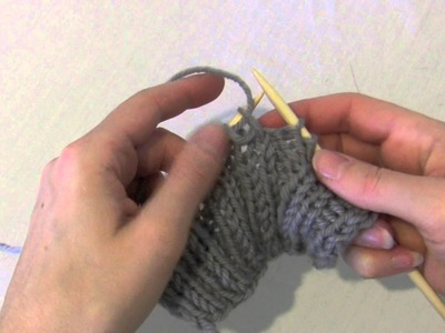 Knitting How to Tink (unknit)