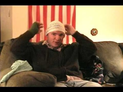 Landon Learns to Crochet - Man Skills
