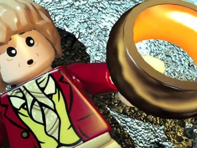 LEGO The Hobbit - Gameplay Demo and Impressions!! (New Crafting System?!)