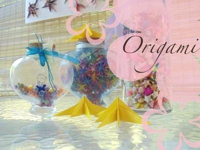 Origami: MeiIris' Origami Twinkle Star Tutorial