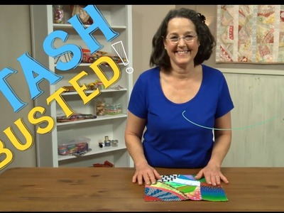 Stash Busters with Allie Aller, Crazy Quilter
