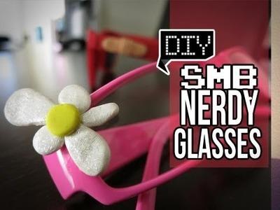 Super Meatboy and Bandage Girl Glasses - DIY GG