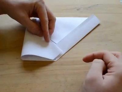 Useful Origami - Simple Envelope