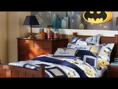 DIY Boys room decorating ideas