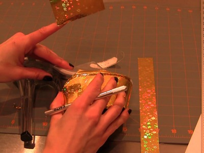 DIY Shiny High Heels with Studioveena!
