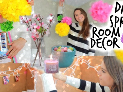 DIY Spring Room Decor Ideas! | Easy & Affordable
