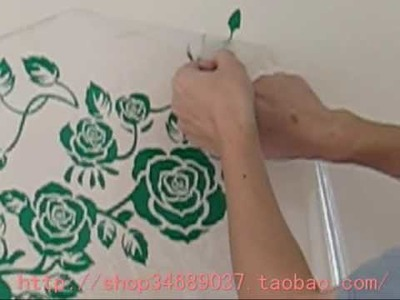 DIY wall stickers