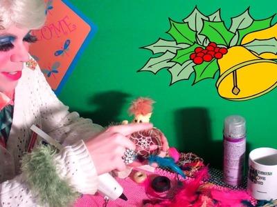 Dream Catcher Ornament Craft : Trailer Park Christmas Day 8