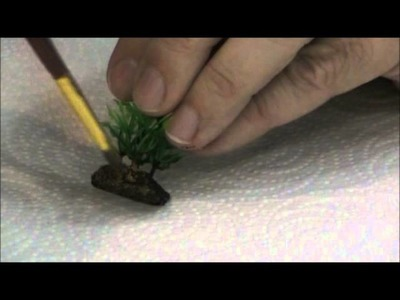 Easy to craft light vegetation terrain for D&D (The DM's Craft, Short Tip, EP6)