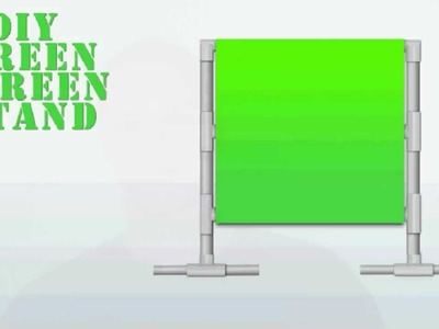 How To Create A Cheap DIY Green Screen Setup